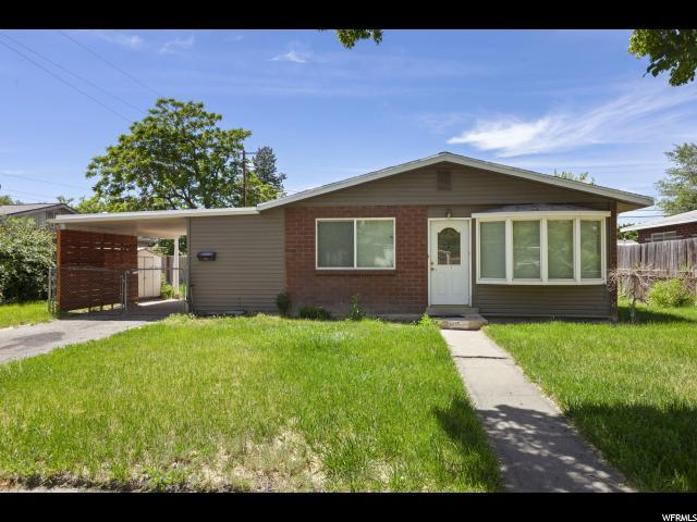 1215 N Capistrano Dr, Salt Lake City, UT 84116 (#1616263) :: Action Team Realty