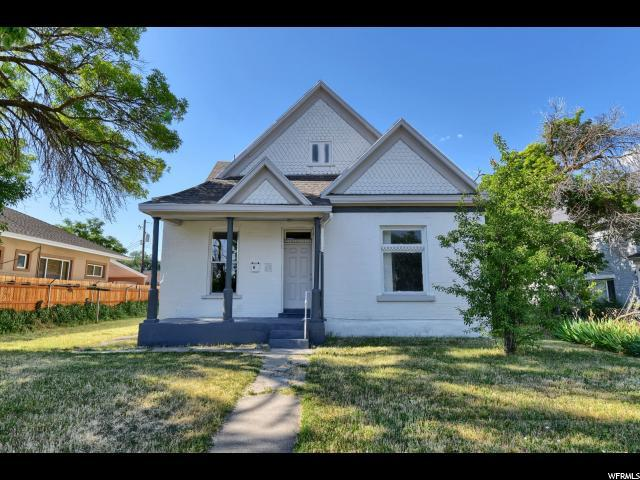 275 E 33RD St S, Ogden, UT 84401 (#1616272) :: Big Key Real Estate