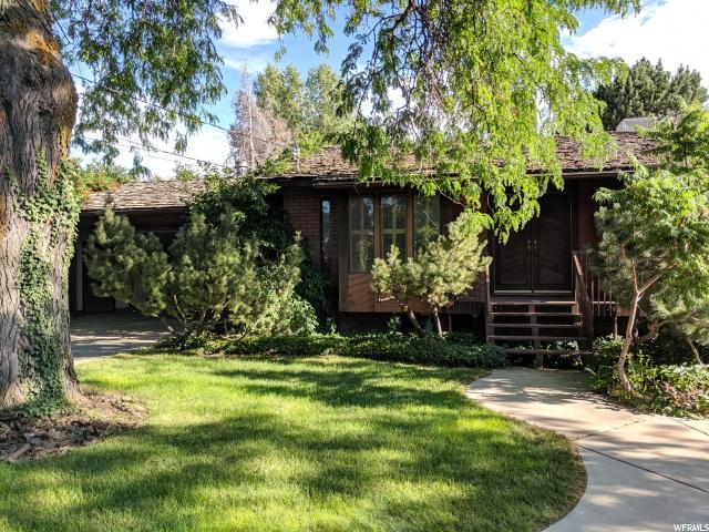 7691 S Bengal Heights Ct E #7, Cottonwood Heights, UT 84121 (#1616300) :: Von Perry | iPro Realty Network