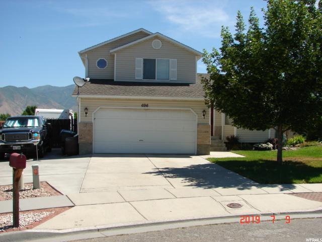 696 N 170 W, Tooele, UT 84074 (#1616301) :: Big Key Real Estate