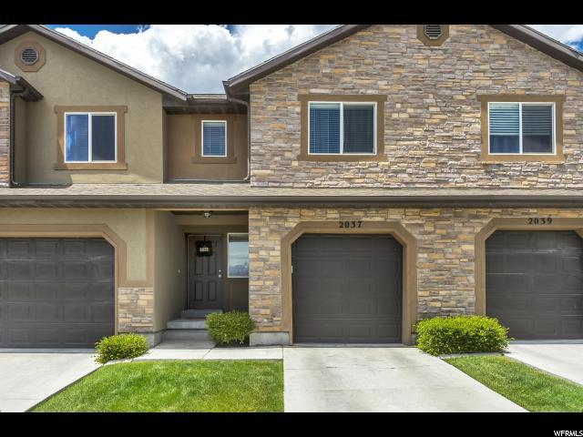 2037 N Belmont Dr W, Saratoga Springs, UT 84045 (MLS #1616306) :: Lawson Real Estate Team - Engel & Völkers