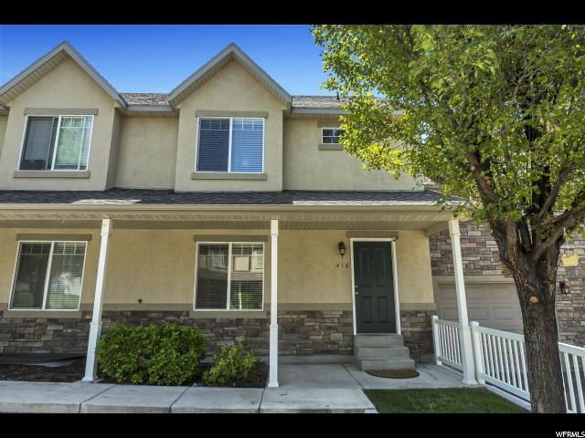 416 N 1348 E, Lehi, UT 84043 (#1616325) :: Bustos Real Estate | Keller Williams Utah Realtors