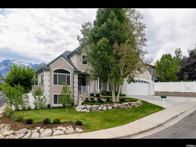 2010 E Creek Rd, Sandy, UT 84093 (#1616328) :: Red Sign Team
