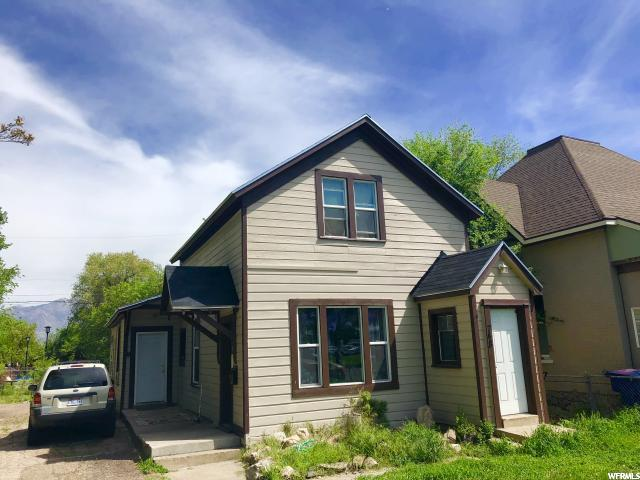 748 E 25, Ogden, UT 84401 (#1616335) :: Big Key Real Estate