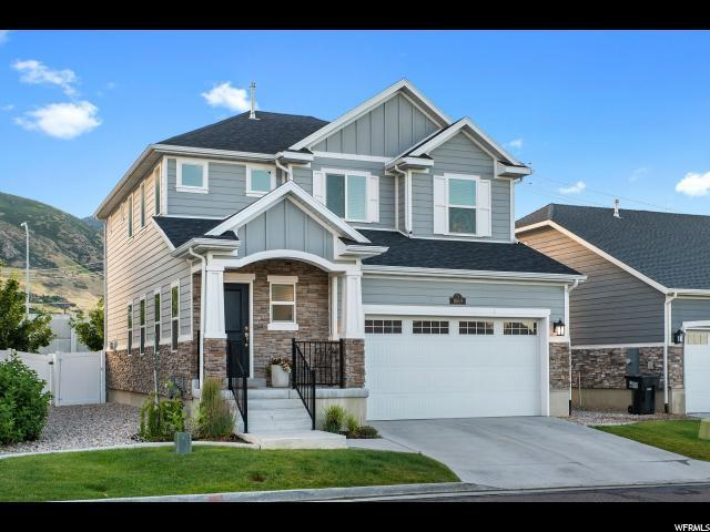 1069 Blackstone Dr, Fruit Heights, UT 84037 (#1616352) :: Red Sign Team