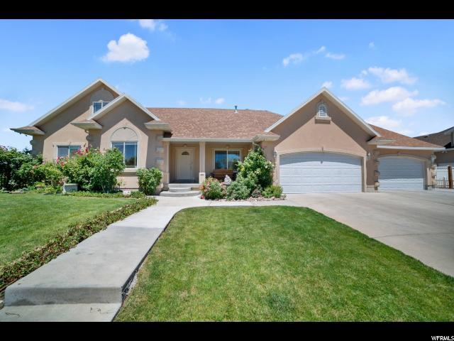 1363 E Damie Ln, Lehi, UT 84043 (#1616355) :: Von Perry | iPro Realty Network