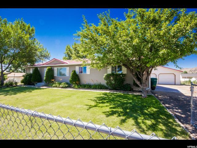 49 W 4000 S, Vernal, UT 84078 (#1616361) :: Colemere Realty Associates