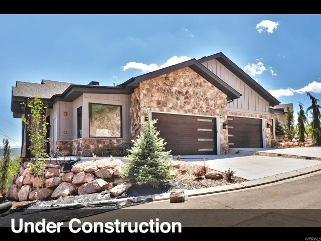 4322 Frost Haven Rd #15, Park City, UT 84098 (#1616372) :: Red Sign Team