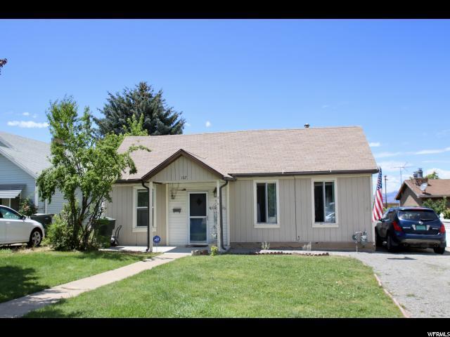 167 N 100 E, Tooele, UT 84074 (#1616380) :: Big Key Real Estate