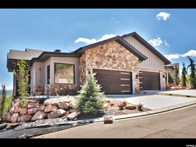 4348 Frost Haven Rd #18, Park City, UT 84098 (MLS #1616383) :: High Country Properties