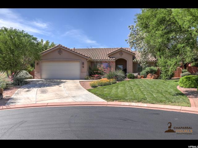 1173 W Snow Canyon Pkwy #5, St. George, UT 84770 (#1616397) :: Colemere Realty Associates