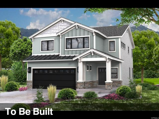 15242 S Park Bluff Way W #23, Bluffdale, UT 84065 (#1616403) :: Colemere Realty Associates