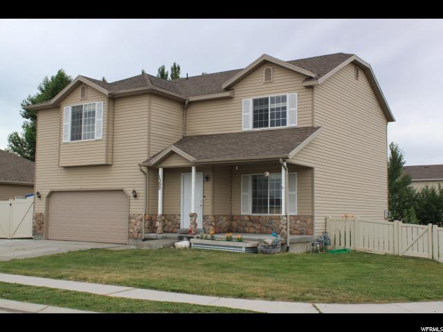 1302 E Springwater Way N, Eagle Mountain, UT 84005 (#1616413) :: Red Sign Team