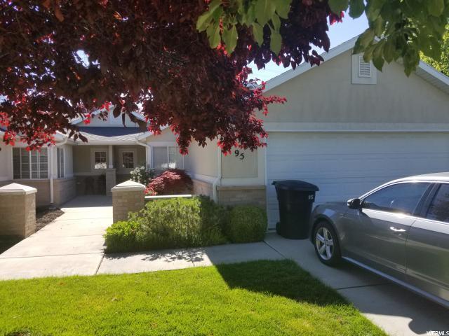 95 S 1530 W, Provo, UT 84601 (#1616419) :: Big Key Real Estate