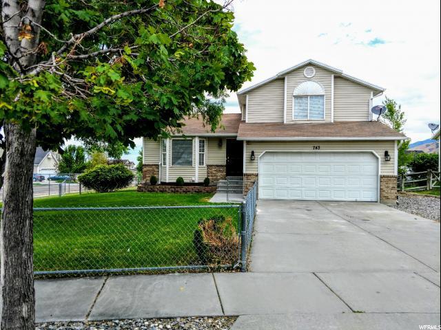 743 E 890 N, Tooele, UT 84074 (#1616423) :: Big Key Real Estate