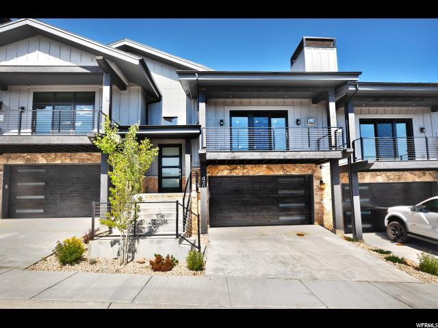 4307 Holly Frost Ct #12, Park City, UT 84098 (#1616425) :: Red Sign Team