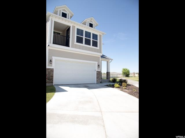 149 W Condor Rd N, Saratoga Springs, UT 84045 (#1616427) :: Red Sign Team