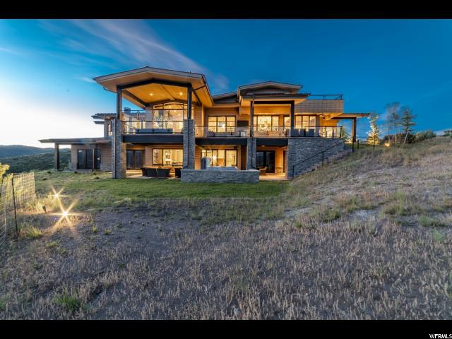 8557 Promontory Rd #21, Park City, UT 84098 (#1616433) :: Red Sign Team