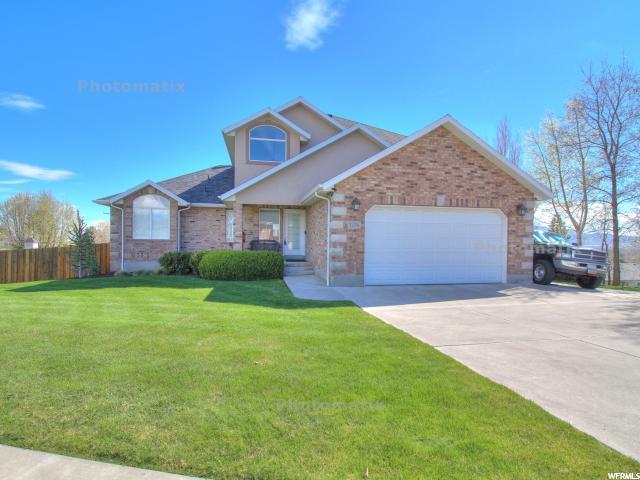 1176 E Cedar Ridge Rd, Lehi, UT 84043 (#1616444) :: Bustos Real Estate | Keller Williams Utah Realtors
