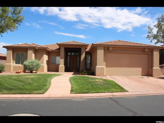 1120 W Roadrunner Dr, St. George, UT 84770 (#1616468) :: Colemere Realty Associates