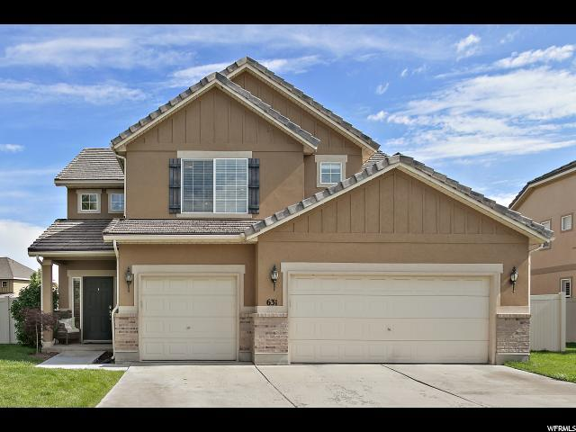 631 E 1590 S, Lehi, UT 84043 (#1616478) :: Von Perry | iPro Realty Network