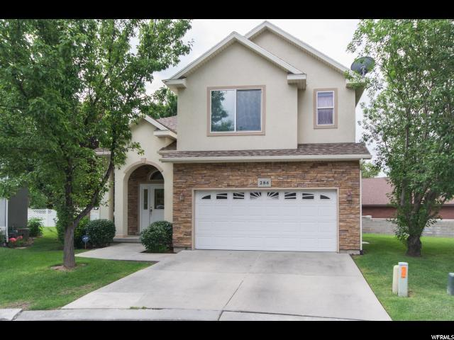286 Park Knoll Cir, Sandy, UT 84070 (#1616481) :: Von Perry   iPro Realty Network
