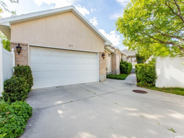 277 E 4600 S, Murray, UT 84107 (#1616489) :: Bustos Real Estate | Keller Williams Utah Realtors