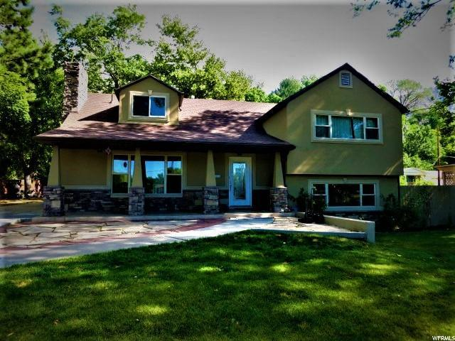 1144 E 12TH St, Ogden, UT 84404 (#1616495) :: Big Key Real Estate