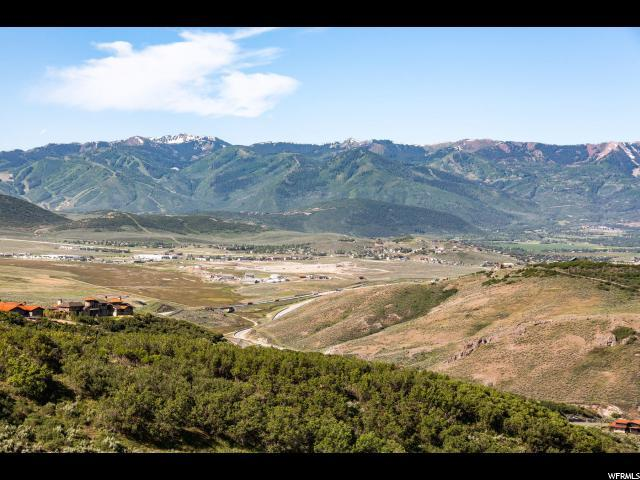 9265 N Hidden Hill Loop, Park City, UT 84098 (#1616512) :: Action Team Realty