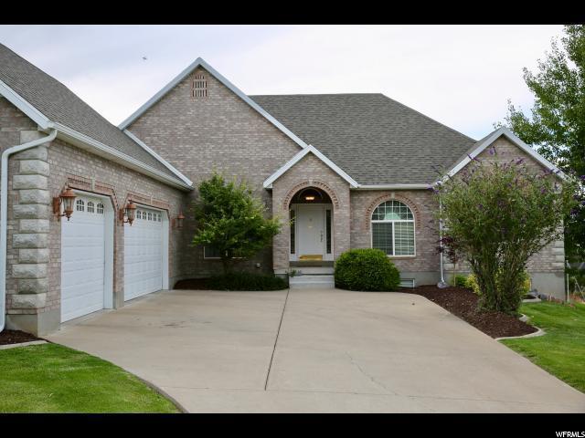 324 S Elk Ridge Dr, Elk Ridge, UT 84651 (#1616524) :: Bustos Real Estate   Keller Williams Utah Realtors