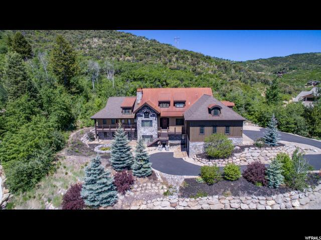 4661 Mckinney Ct, Park City, UT 84098 (#1616538) :: Red Sign Team