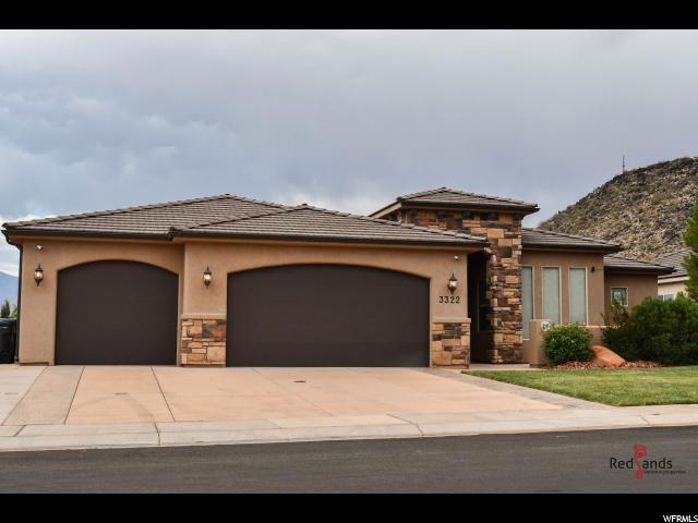 3322 W 2490 S, Hurricane, UT 84737 (MLS #1616567) :: Lawson Real Estate Team - Engel & Völkers