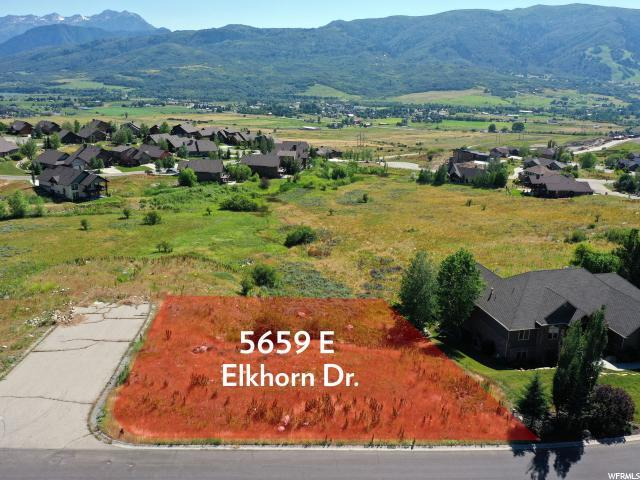 5659 E Elkhorn Dr, Eden, UT 84310 (MLS #1616617) :: Lookout Real Estate Group