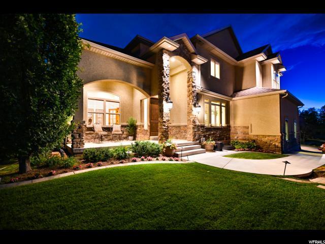 626 E Talon Ct S, North Salt Lake, UT 84054 (MLS #1616625) :: Lawson Real Estate Team - Engel & Völkers
