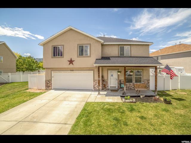 3162 S Village Pine Cv W, West Valley City, UT 84119 (#1616650) :: Big Key Real Estate
