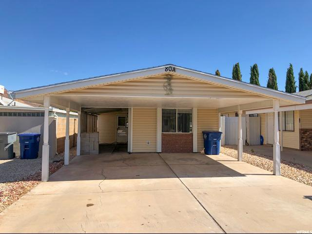 4400 W State St 80A, Hurricane, UT 84737 (#1616652) :: Action Team Realty