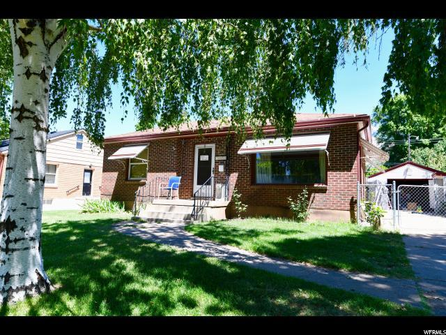 3260 S Liberty Ave E, Ogden, UT 84403 (#1616666) :: Big Key Real Estate