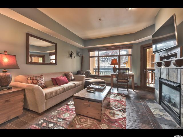 3720 Sundial Ct N C309, Park City, UT 84098 (MLS #1616670) :: High Country Properties