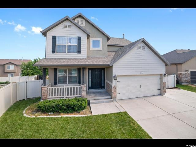 7784 Crestwood Cir, Eagle Mountain, UT 84005 (#1616672) :: Von Perry | iPro Realty Network