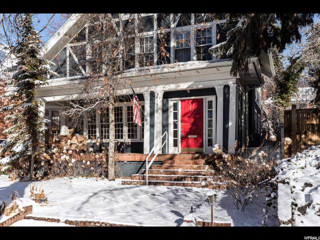 1275 E Second Ave, Salt Lake City, UT 84103 (#1616677) :: Doxey Real Estate Group