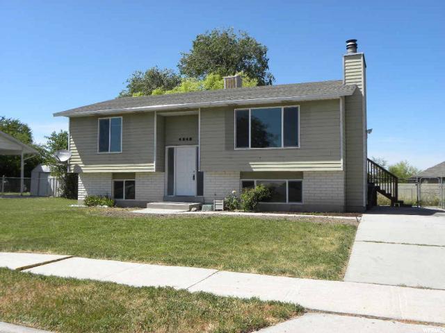 4348 W Benview Dr, West Valley City, UT 84120 (MLS #1616678) :: Lawson Real Estate Team - Engel & Völkers