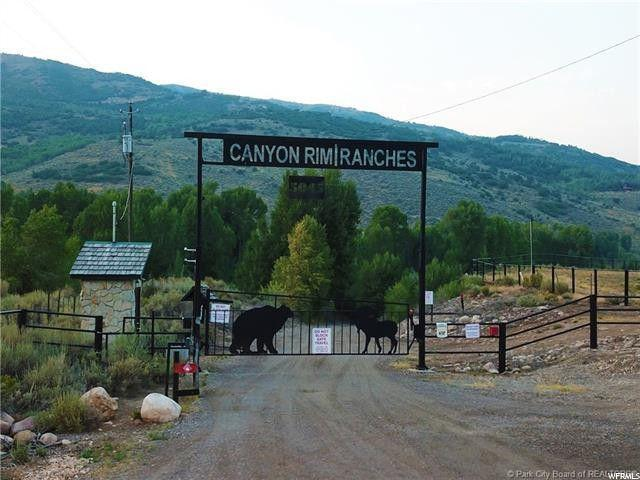 118 Canyon Rim Rd, Oakley, UT 84055 (MLS #1616684) :: High Country Properties