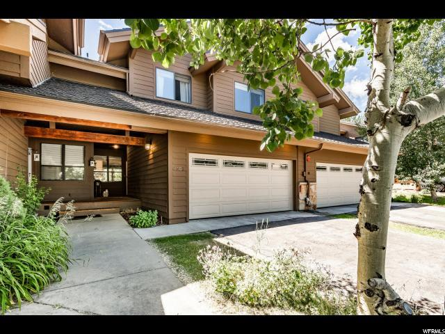 1305 Ptarmigan Ct #3, Park City, UT 84098 (#1616685) :: Red Sign Team