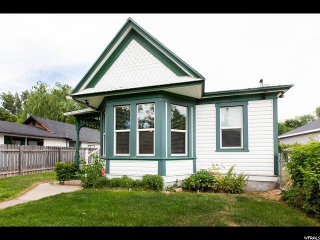 548 E 1ST St, Ogden, UT 84404 (#1616693) :: Big Key Real Estate