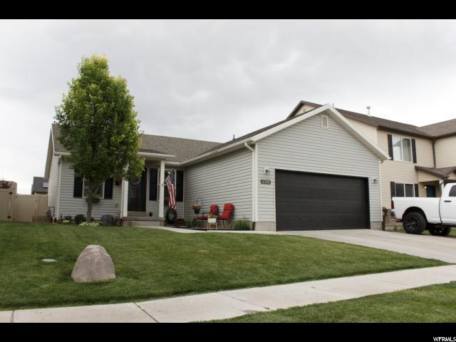 2341 E Summit Way, Eagle Mountain, UT 84005 (#1616715) :: Red Sign Team
