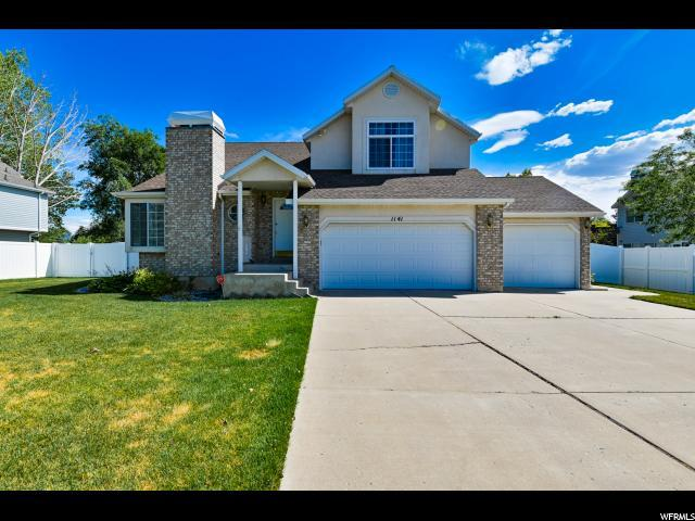 1141 E 2450 N, Lehi, UT 84043 (#1616718) :: Von Perry | iPro Realty Network