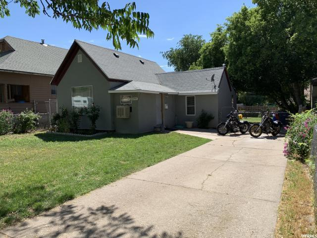 2707 E Quincy Ave, Ogden, UT 84403 (#1616724) :: Big Key Real Estate