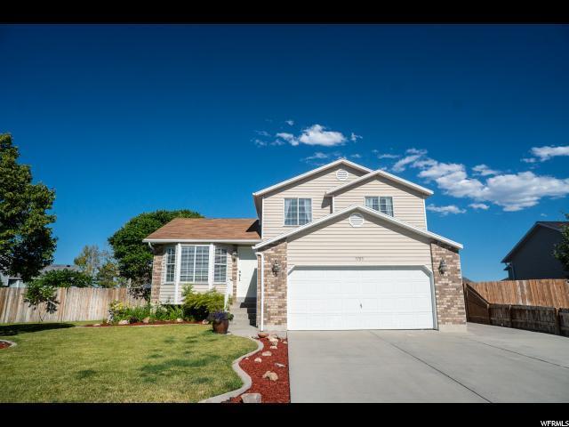 5785 S Clear Vista Cir, Salt Lake City, UT 84118 (#1616729) :: Von Perry | iPro Realty Network