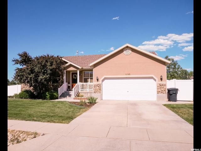 12745 Bellagio Way, Herriman, UT 84065 (#1616730) :: Bustos Real Estate | Keller Williams Utah Realtors
