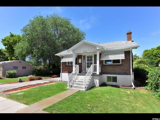 3218 S Green St E, Salt Lake City, UT 84106 (#1616731) :: Von Perry | iPro Realty Network